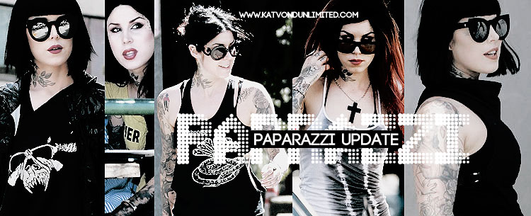 PAPARAZZI: July 30th