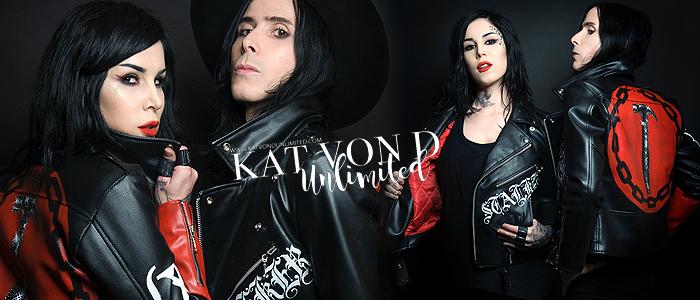 Kat von D & IAMX Interviews